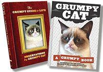 Grumpy Cat: A Grumpy Book | Grumpy Cat® - The world's grumpiest cat! grumpycats.com