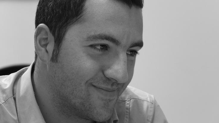 Raffaele durante le selezioni degli 8 testimonial di #MyPugliaExperience.