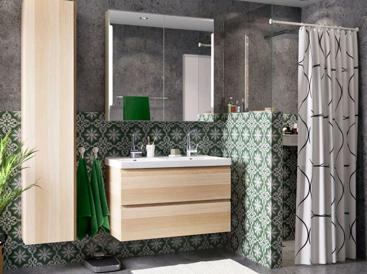 13 best Salle de bain images on Pinterest Bathroom, Armoires and - recouvrir du carrelage salle de bain