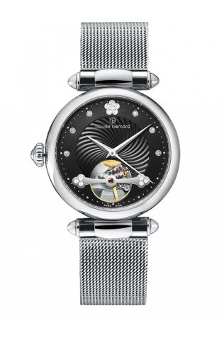 Ladies watches from Claude Bernard Geneva with the Dress Code watch at DK Gems. You will find a large choice of watches for women at DK Gems, the Best watch shop in St Maarten on Front street Philipsburg.