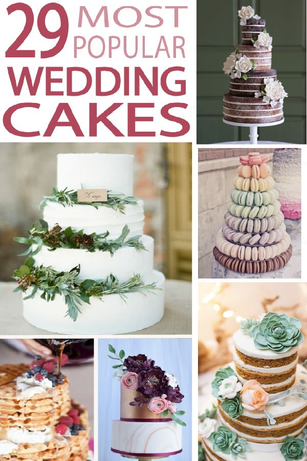 Yummy and beautiful these cakes are sure to be inspiring!