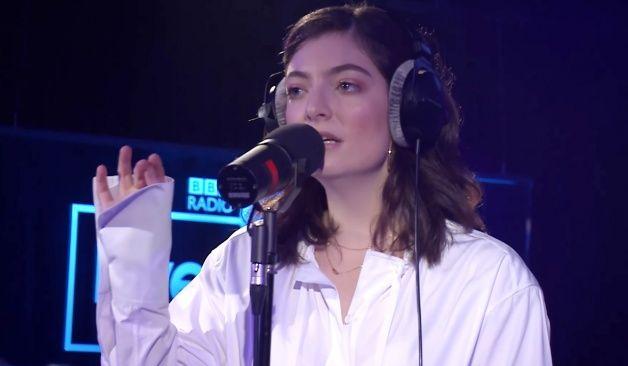Lorde versionó un clásico de los ´80 de Phil Collins