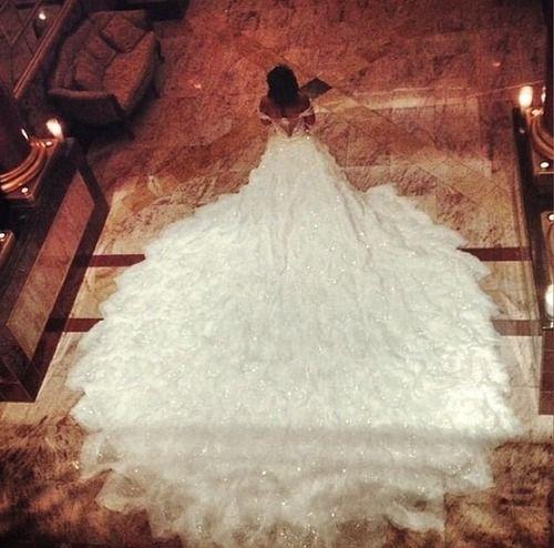 Wedding dress/ picture idea