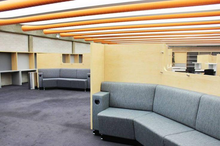 Cabramatta Library custom furnishings