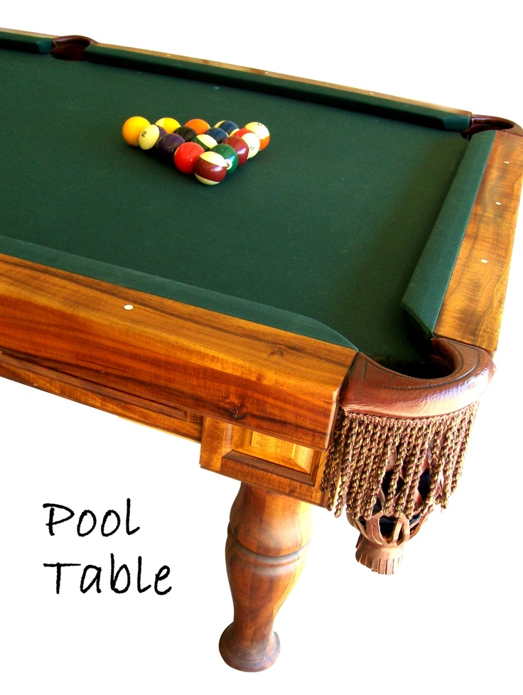 17 best ideas about standard pool table size on pinterest pool table room s - Dimension table billard ...