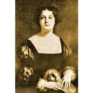 Apollonie Sabatier (1822-1889) was a French courtesan, an artists' muse and bohemian in Paris, where she hosted a salon.