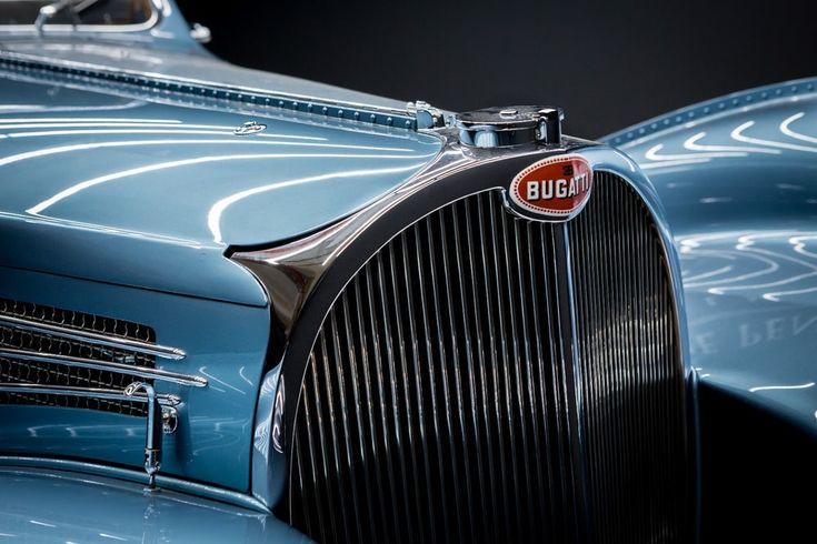 #Cars: #Bugatti Type 57 SC Atlantic wins Peninsula Classics Best of the Best Award.