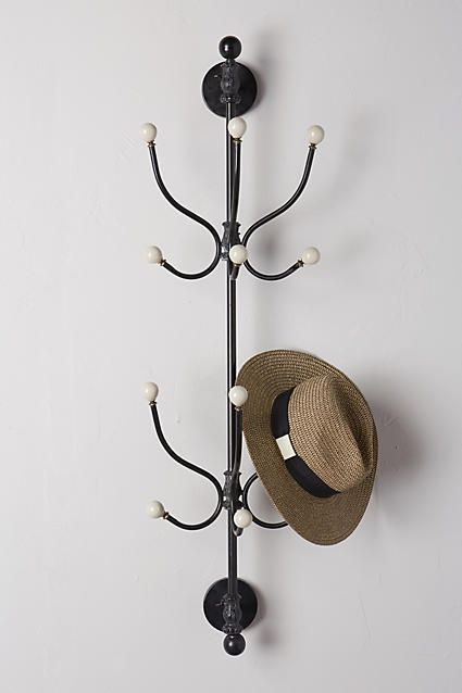 Le Bistro Coat Rack - anthropologie.com