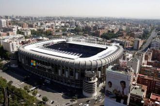 """""""Microsoft está hablando para patrocinar el Santiago Bernabéu"""""""