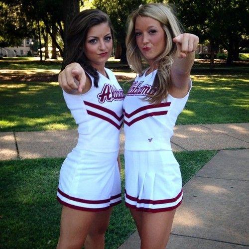 College Cheerleading Love