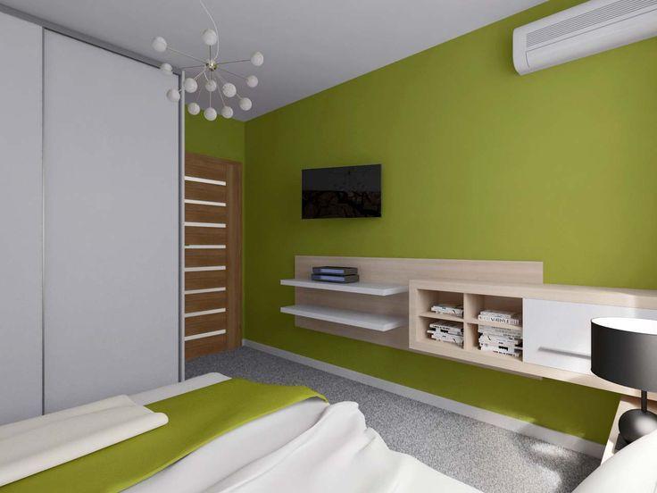 Projekty i aranżacje wnętrz - Sypialnie | JLT Design Bydgoszcz