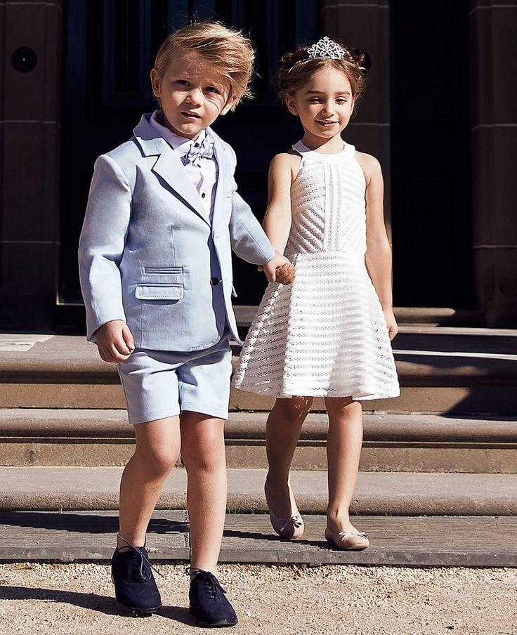 Little Boy's Oliver Short - Bardot Junior