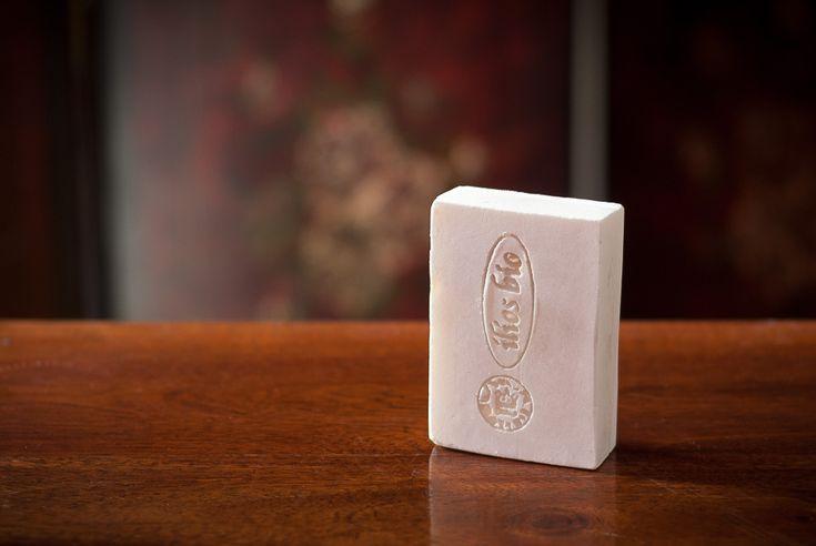 Organic olive oil soap handmade.