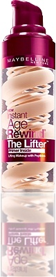 Maybelline NY instant age rewind the eraser dark circles treatment (concealer lifter foundation)