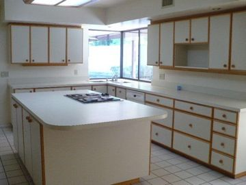 Smart 1980s kitchen design the introduction of the for Kitchen design 8 x 5