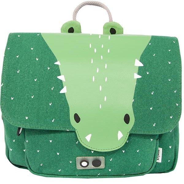 Schulranzen Herr Krokodil Trixie Schulranzen Krokodil Schule