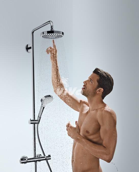 Hansgrohe Croma Select S 180 2jet Showerpipe sprchový systém