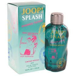 Joop Splash Summer Ticket by Joop! Eau De Toilette Spray 3.8 oz (Men)
