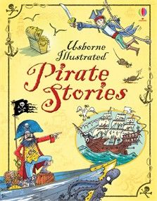 I did a few stories for this collection. One of them features zombie pirates and (spoilers) the main character dying on the first page.