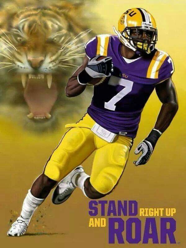 #Buganation #Fournette #LSU