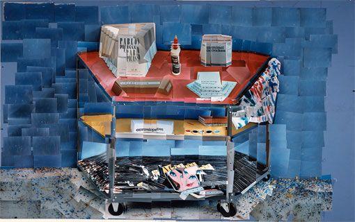 DAVID HOCKNEY: WORKS