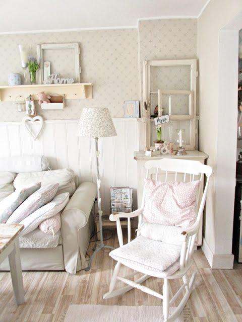 De 25+ bedste idéer inden for Waldstrumpf på Pinterest Fertig - shabby chic deko wohnzimmer