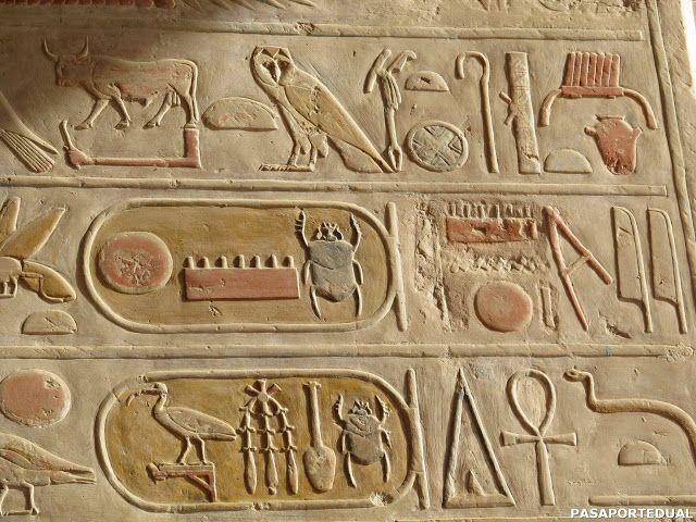 Compartimos nuestro itinerario en Egipto. Qué vimos e hicimos en 8 días.
