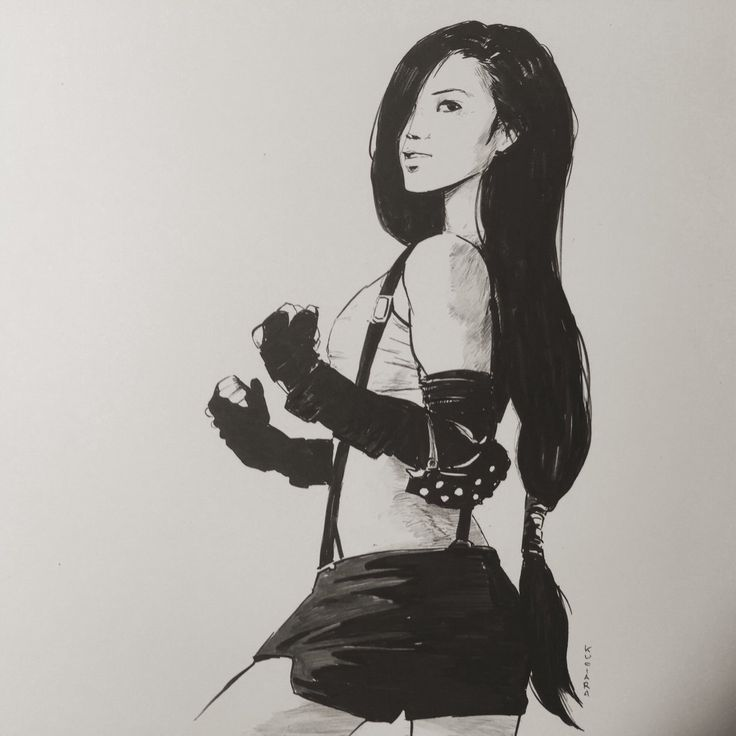 Tifa, Maciej Kuciara on ArtStation at https://www.artstation.com/artwork/tifa-2177c72f-29ba-42a1-9086-0445b0db8ec8