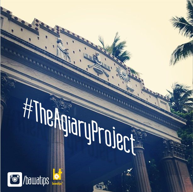 If you see an agiary/fire temple, use the #theagiaryproject. With this project we can get a count of the number of fire temples all over the world.