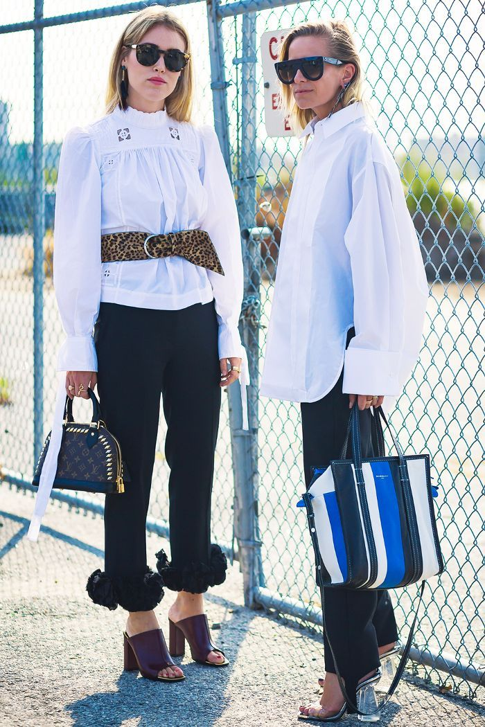 Fashion girls are giving us all the inspiration we need to start wearing a statement belts ASAP. See the looks we love.