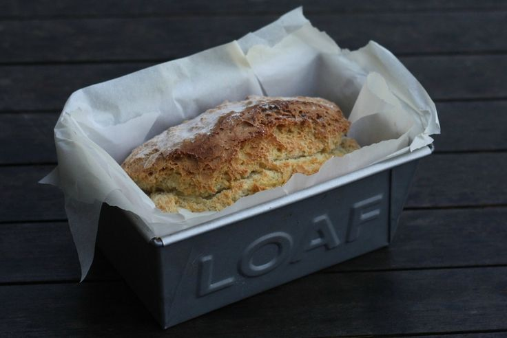 Le Soda Bread (pain) de Paul Hollywood