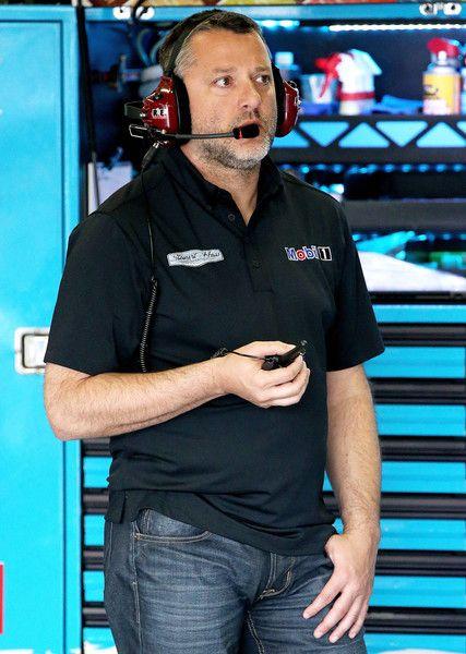 Tony Stewart Photos - Texas Motor Speedway - Day 2 - Zimbio