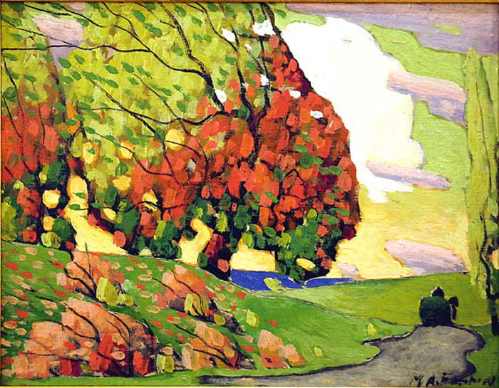 Marc-Aurèle Fortin (March 14, 1888 – March 2, 1970) was a Québécois painter. His works are displayed at the Montreal Museum of Fine Arts in Montreal.