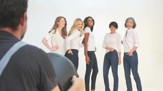 Spanx Store - US-The Signature Straight in Blue Wash | Straight | on Spanx.com