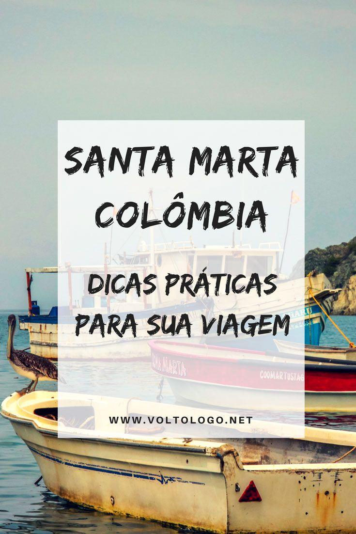 Santa Marta, na Colômbia: Dicas práticas para você planejar sua viagem! Descubra como chegar, onde ficar, o que fazer na cidade e quais são seus principais pontos turísticos e atrações. (Inclui dicas sobre o Parque Tayrona, uma das joias do caribe colombiano).