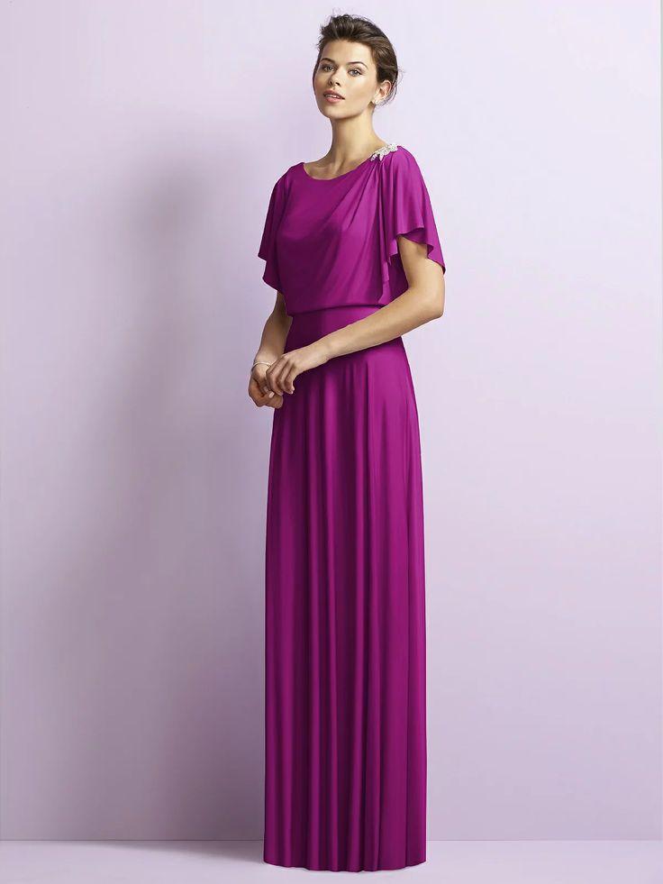 16 best Jenny Yoo Bridesmaids images on Pinterest | Bridesmade ...