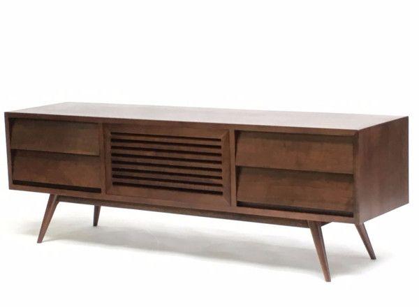 Oslo Mid Century Modern TV Cabinet   Gingko Furniture