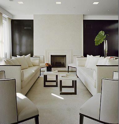 Glosy Black framed furniature