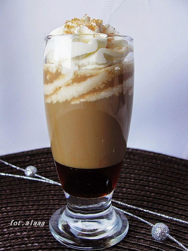Ala piecze i gotuje: Shot kawowy z bitą śmietaną