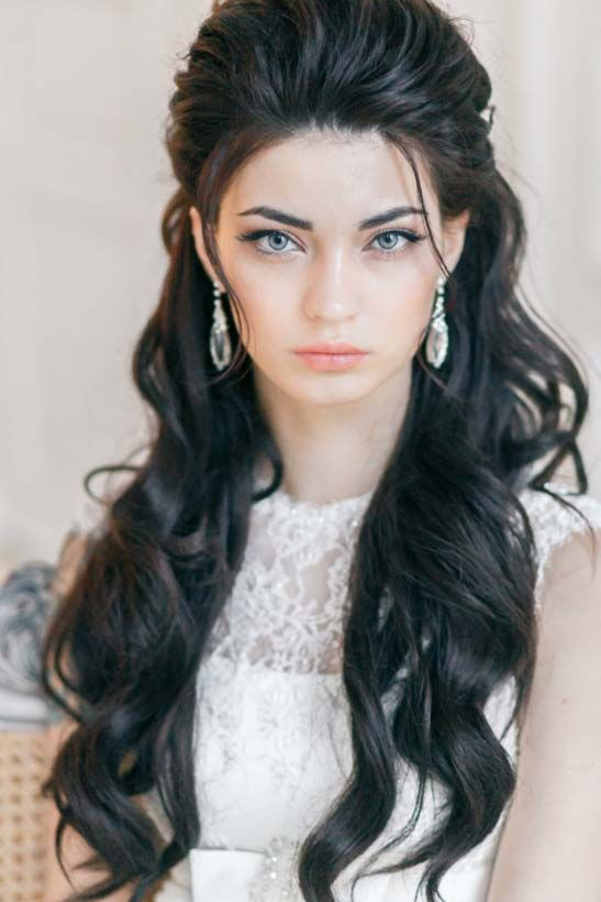 Stunning long hair hairstyles for wedding gallery styles ideas stunning long hair hairstyles for wedding gallery styles ideas junglespirit Choice Image