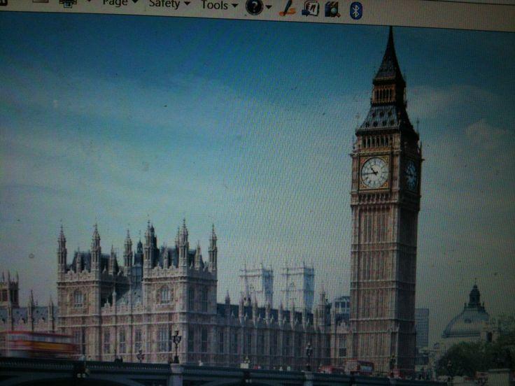 London , Big Ben , British