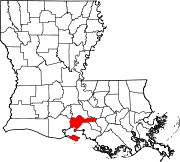 New Iberia, LA -My Hometown and favorite place in this world!! I would go back in a heart beat!