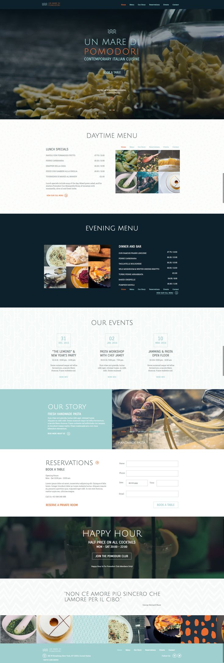 11 best website templates by webydo images on pinterest where fresh colors crisp typography and bespoke details meet form and function template freelance web pronofoot35fo Image collections