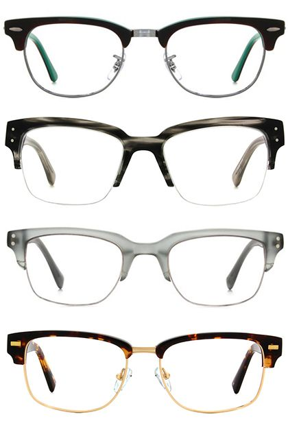 Best Eyeglass Frame Styles : 17 Best images about The eyes have it on Pinterest ...