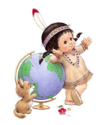 Globe by Ruth Morehead