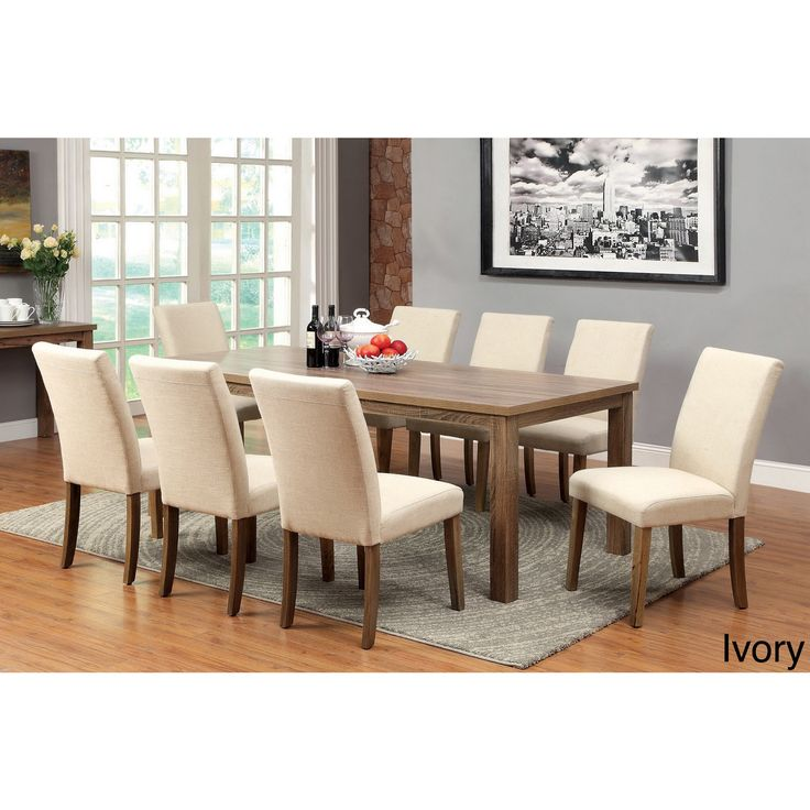 Best  Oak Dining Sets Ideas On Pinterest High Dining Table - Light oak dining table