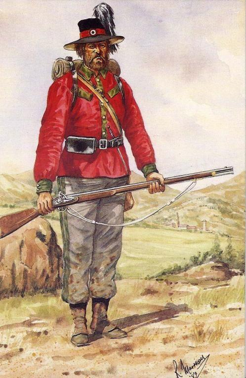 Garibaldini - Legione Italiana, 1949