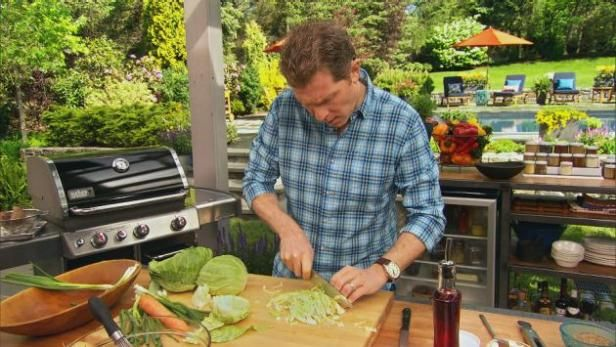Get Russian Dressing Slaw Recipe from Food Network
