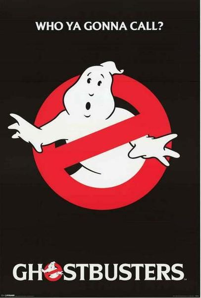 Who ya gonna call..? A great Ghostbusters movie poster for any fan of the supernatural comedy classic! Fully licensed - 2004. Ships fast. 24x36 inches. Need Pos