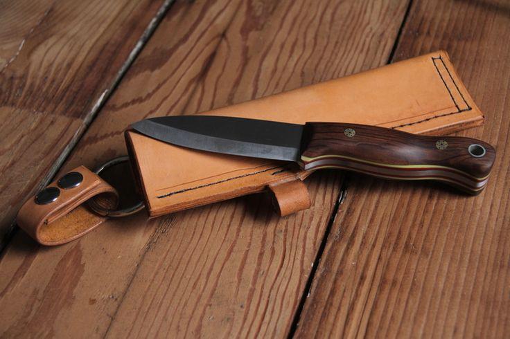 Jumbuck Classic Bushcraft knife O1